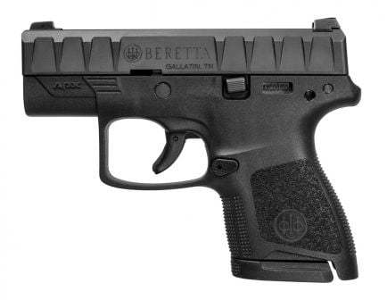 Beretta APX Carry 9mm Subcompact Pistol, Black