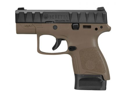 Beretta APX Carry 9mm Subcompact Pistol, Flat Dark Earth