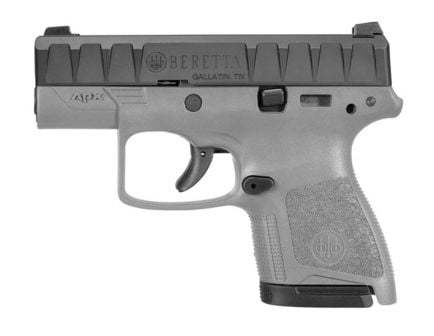 Beretta APX Carry 9mm Subcompact Pistol, Grey