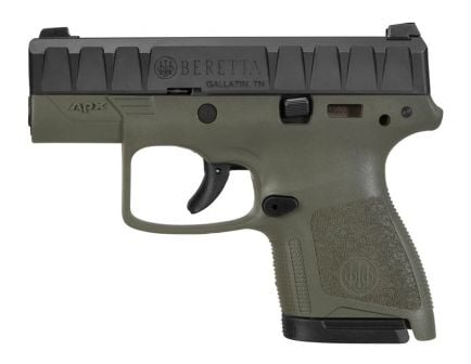 Beretta APX Carry 9mm Subcompact Pistol, ODG