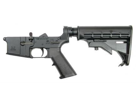 BLEM PSA AR15 Complete Classic Stealth Lower, Black