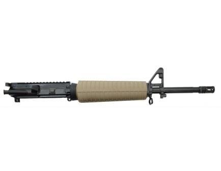"""PSA 16"""" Mid-Length 5.56 NATO 1/7 Phosphate Classic Upper With BCG & Charging Handle- FDE"""