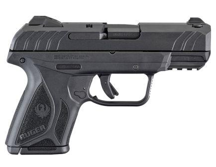 """Ruger Security-9 9mm 3.42"""" Pistol, Black - 3818"""