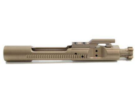 PSA Custom AR-15 Upper Receiver 5.56 Full Auto Bolt Carrier Group, FDE