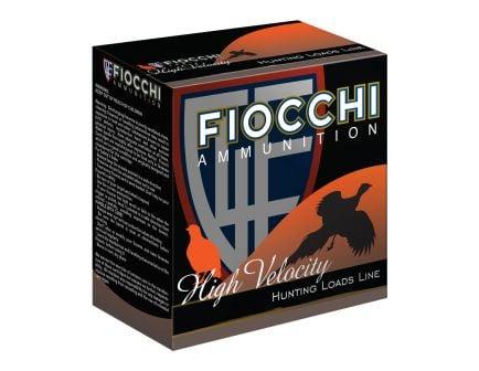 "Fiocchi Shooting Dynamics 12 GA 2.75"" 1.25 oz. #8 High Velocity 25 Shotshells - 12HV8"