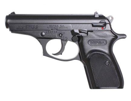 "Bersa Thunder .22 LR 3.5"" Pistol, Black - T22M"
