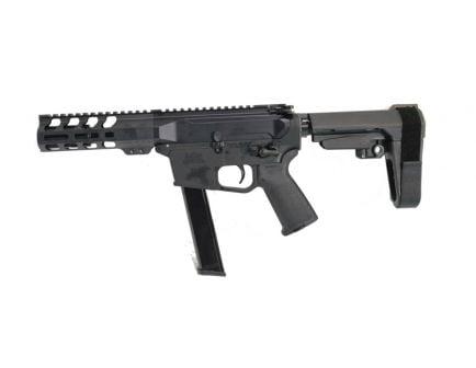 """PSA Gen4 4"""" 9mm 1/10 GX M-Lok MOE SBA3 Pistol"""