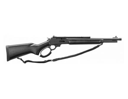 "Marlin Model 1895 Dark Series .45-70 Govt. 16.25"" Lever Action Rifle, Black - 70455"