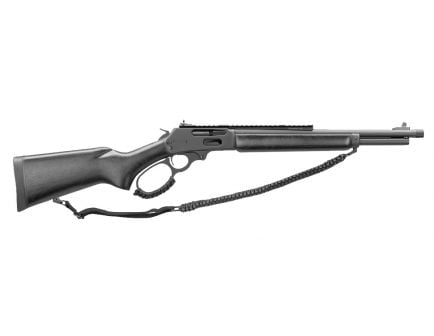 "Marlin Model 336 Dark Series .30-30 Win. 16.25"" Lever Action Rifle, Black - 70497"