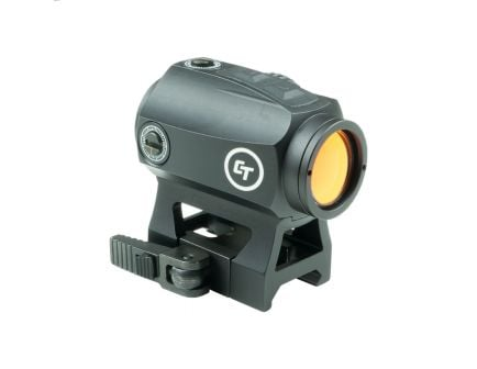 Crimson Trace CTS-1000 2 MOA Compact Tactical Red Dot Sight
