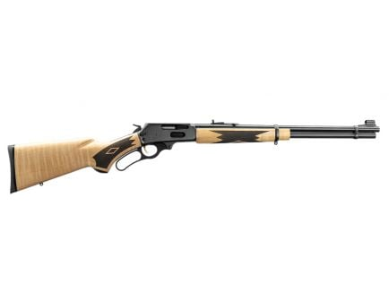 "Marlin Model 336C .30-30 Win. 20"" Lever Action Rifle, Curly Maple - 70527"