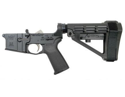 PSA AR15 Complete MOE EPT SBA4 Lower