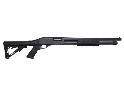 Remington 870 Express Tactical 12 GA Pump Shotgun with 6-Position Stock, Black