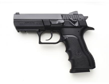 IWI Jericho 941 PSL40 .40 S&W Mid-Size Polymer Frame Pistol, Black - J941PSL40