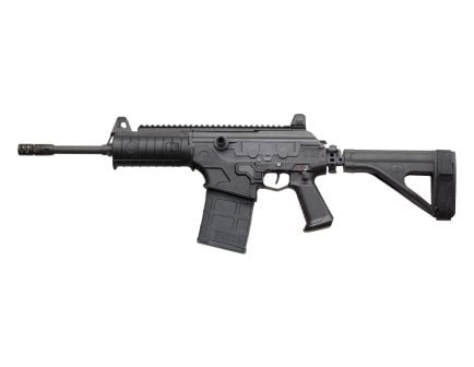 "IWI Galil ACE 7.62 NATO 11.8"" Pistol with SB Tactical Side Folding Brace, Black - GAP51SB"