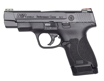 Smith & Wesson Performance Center M&P 9 Shield M2.0 9mm Pistol w/ Branded Cleaning Kit - 11787