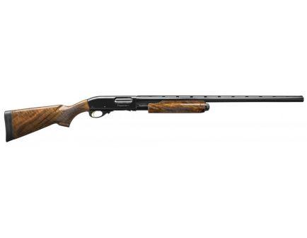 "Remington Model 870 Wingmaster 12 GA 28"" Pump Shotgun, Claro Walnut - 82010"