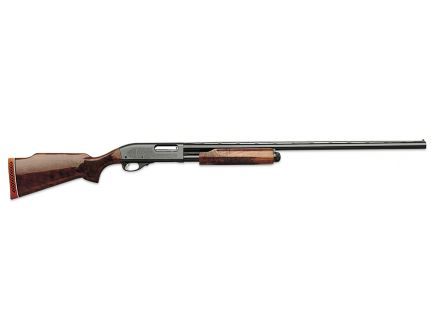 "Remington Model 870 Wingmaster 12 GA 30"" Classic Pump Shotgun, Hi-Gloss Wlanut - 24857"
