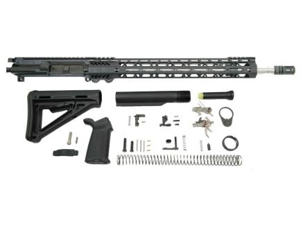"PSA 18"" Rifle-Length .223 Wylde 1/7 Stainless Steel 15"" Lightweight M-lok MOE 2-Stage Precision Rifle Kit"