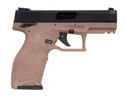 "Taurus TX22 .22 LR 4.1"" Pistol, FDE"