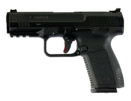 "Canik TP9SF Elite-S 9mm 4.19"" Pistol, Black - HG3899-N"