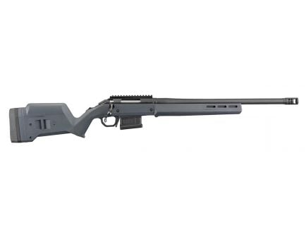 "Ruger American Hunter 6.5 Creedmoor 20"" Bolt-Action Rifle, Gray - 26983"