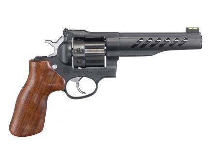 """Ruger Super GP100 Competition .357 Mag / 38 Spl 5.5"""" Revolver, Hardwood - 5065"""