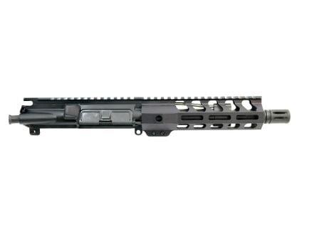 """PSA 8.5"""" Pistol-length 300AAC Blackout 1/7 Nitride 7"""" Lightweight M-Lok Upper - No BCG or CH"""