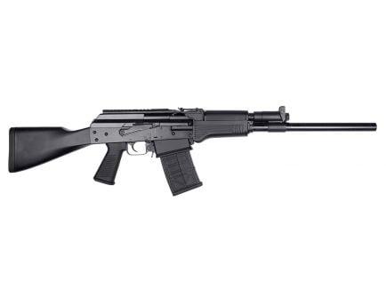"""JTS AK 12 GA 18"""" Semi-Auto Shotgun, Black - M12AK"""