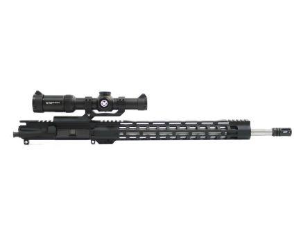 "PSA 18"" Rifle Length .223 Wylde 1/7 Stainless Steel 15"" Lightweight M-lok Upper With Vortex Strike Eagle 1-8x24mm Scope"