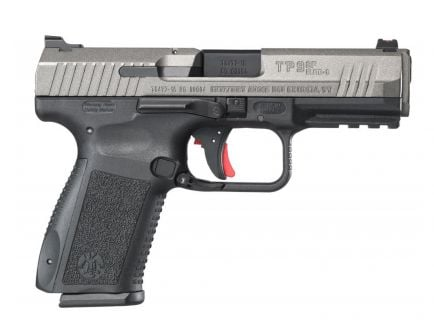 Canik TP9SF Elite-S 9mm Pistol with Tactical Sights, Tungsten Gray Cerakote - HG3899T-N