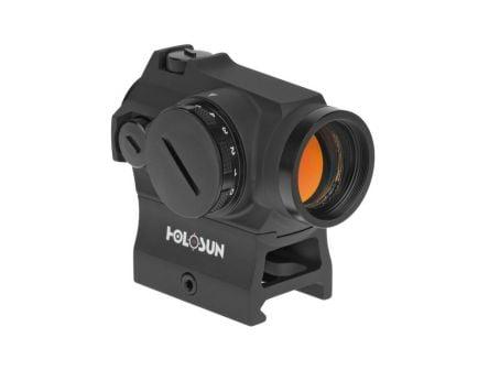 Holosun HE503R-GD 2 MOA Dot & Circle Dot Reflex Sight, Gold Reticle - HE503R-GD