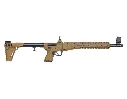 "Kel-Tec Sub 2000 9mm M&P 16.25"" MLOK Rifle, Flat Dark Earth - SUB2K9MPBTANHC"