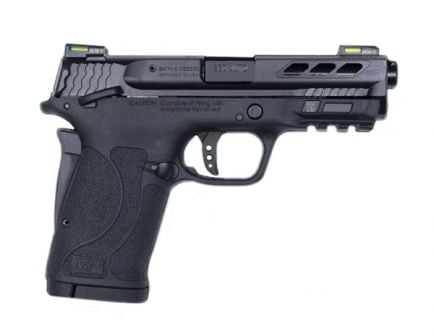 Smith & Wesson Performance Center M&P380 Shield EZ .380 ACP Pistol, Black - 12717