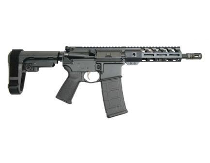 "PSA 8.5"" Pistol-Length 300AAC 1/7 Nitride 7"" Lightweight M-Lok MOE EPT SBA3 Pistol"