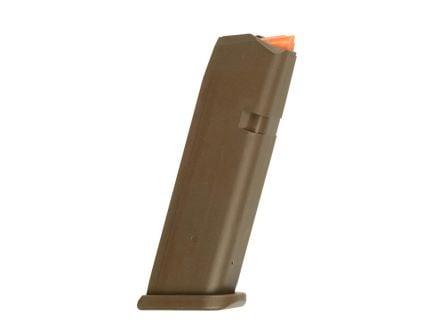 Glock G17 Gen 5 9mm 17 Round Magazine, Flat Dark Earth