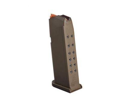 Glock G19 Gen 5 9mm 15 Round Magazine, Flat Dark Earth - 47461
