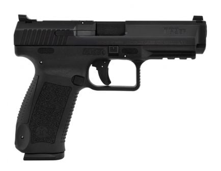 """Canik TP9SF One Series 9mm 4.46"""" 18 Round Pistol, Black"""