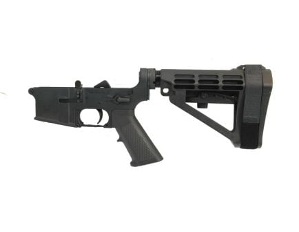 PSA AR15 Complete Classic SBA4 Lower