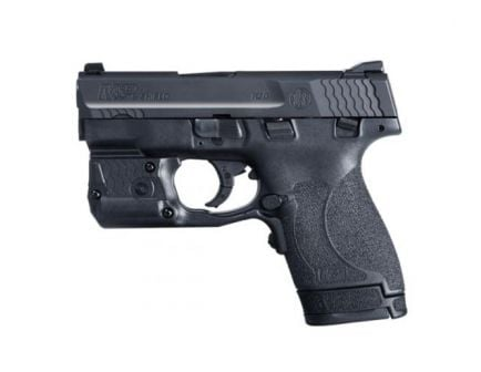 S&W M&P Shield M2.0 9mm Pistol w/ CT Laserguard Pro Green Laser/Light Combo