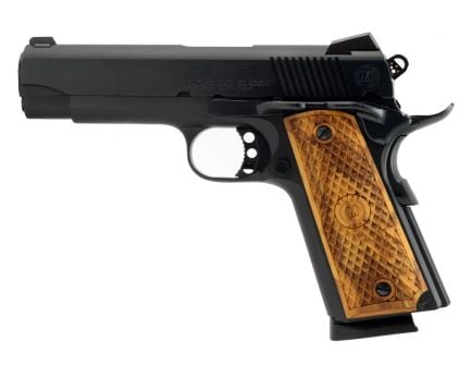 American Classic Commander 9mm 9+1 Round Pistol, Blue - ACC9B