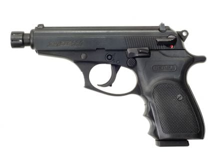 Bersa Thunder .380 ACP Pistol with Threaded Barrel, Matte Black