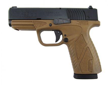 "Bersa BPCC 9mm 3.3"" Pistol, FDE"