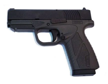 "Bersa BPCC 9mm 3.3"" Pistol, Urban Gray"