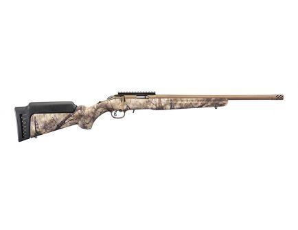 Ruger American Rimfire Standard .17 HMR Bolt Action Rifle, Camo