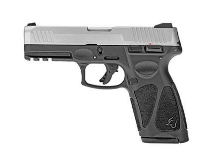 Taurus G3 9mm Pistol, Black Frame Stainless Slide