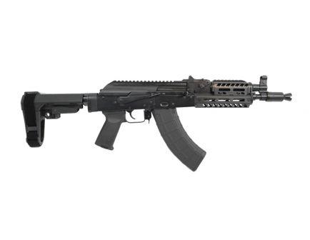 PSA AK-P Railed MOE SBA3 Pistol, Black