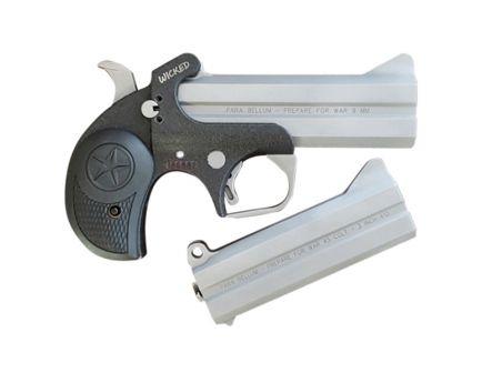 Bond Arms Wicked Package 9mm/.45 LC/410 Gauge Double Barrel Pistol - BAJW9MM