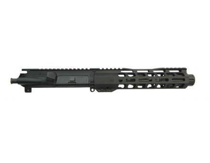"""PSA 7.5"""" Pistol-Length 300AAC Blackout 1/7 Nitride 9"""" Lightweight M-Lok Upper  - No BCG or CH"""
