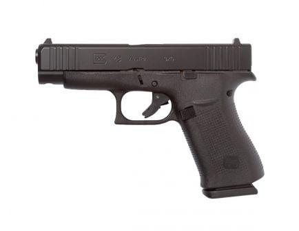 "Glock G48 4.17"" 9mm Compact Pistol, Black"